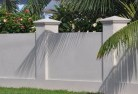 Abington QLD Barrier wall fencing 1