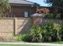 Kwikfynd Barrier wall fencing abingtonqld