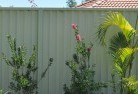Abington QLD Corrugated fencing 1