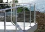 Glass balustrading Temporary Fencing Suppliers