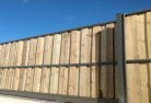 Abington QLD Lap and cap timber fencing 1