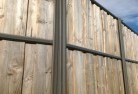 Abington QLD Lap and cap timber fencing 2