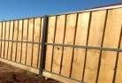 Abington QLD Lap and cap timber fencing 4