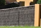 Abington QLD Thatched fencing 3
