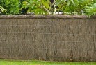 Abington QLD Thatched fencing 4