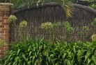Abington QLD Thatched fencing 5