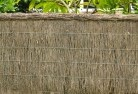 Abington QLD Thatched fencing 6